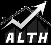 لوگو خانه معاملات الگوریتمی - سیاه و سفید